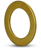 Sintered Bronze Thrust Washers (metric) -- A 7B 7M1332