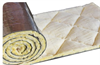 Fire Retardant Acoustic Pipe Lagging with Quilted Glass Wool Backing -- Soundlag? NL-QGW
