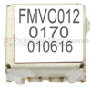 VCO (Voltage Controlled Oscillator) 0.175 inch SMT (Surface Mount), Frequency of 4.8 GHz to 5.7 GHz, Phase Noise -84 dBc/Hz -- FMVC012 - Image