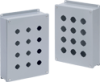 30.5-mm and 22.5-mm Pushbutton Enclosures, Type 12 -- E2PB