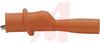 Clip, Alligator; Steel; 1000 V; 10 A; Red (Boot); Santoprene Rubber; 2.91 in. -- 70197129