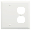 Standard Wall Plate -- SP138-W - Image