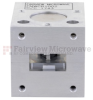 WR-75 Waveguide Circulator with 18 dB Min. Isolation from 10 GHz to 15 GHz using Cover Flange in Aluminum -- FMWCR1002 -- View Larger Image