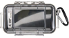 Pelican 1015 Micro Case - Clear with Black Liner -- PEL-1015-005-100 -Image