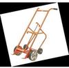 Meco Drainer Four Wheel Drum Truck w/Kickstand -- MO-45SS-KS