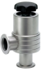 VE Series - Vacuum Bellow Valve -- VE 40 WIG