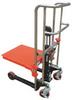 Hydraulic Lift, Platform Width 21 1/2 -- 4ECW9