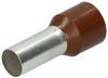 Wire end ferrule Weidmüller H25.0/30 BR - 0317000000