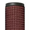 3' x 10' Red/Black - Deluxe Rubber Backed Carpet Mat -- MAT403RB