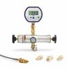 DP0V (100 psi / 7 bar) pump, 100 psi digital gauge, 3ft hose, 1/4