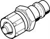 KS4-CK-6 Quick coupling plug -- 2151