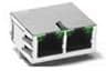 Modular Connectors / Ethernet Connectors -- JG0-0031NL -Image