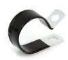 """25574 1 1/2"""" Vinyl Coated Cushioned Full Clamp, 3/4"""" Wide -- 25574 -- View Larger Image"""