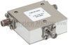 High Power Circulator SMA Female with 20 dB Isolation from 2 GHz to 4 GHz Rated to 100 Watts -- FMCR1004 -Image