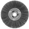 AP830. 8 Inch Narrow Crimp Wire Wheel -- 41217