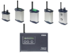 Gen II Wireless Data Logger Transmitter -- GC-10F