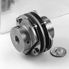 FLEXIMITE™ Flexible Disc Servo Couplings (Size 5) -- B-501-12(F/E)-1(F/E)