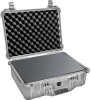 Pelican 1520 Case with Foam - Silver | SPECIAL PRICE IN CART -- PEL-1520-000-180 -Image