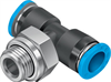 QSMT-G1/8-6 Push-in T-fitting -- 186273-Image