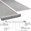 Rectangular Cable Assemblies -- H1DXS-6436G-ND -Image