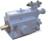 Piston Closed Circuit-Industrial Pumps -- TVX Variable - Image