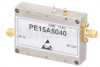 6 Watt P1dB, 800 MHz to 960 MHz, High Power Amplifier, SMA Input, SMA Output, 30 dB Gain, 50 dBm IP3, 3 dB NF -- PE15A5040 -- View Larger Image