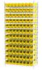 Shelf Bin Wire Systems -- HAWS183630128-Y -Image