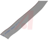 cable,flat(planar),gray pvc insul w/1 red edge,24 conductor,28 awg stranded -- 70111284 - Image