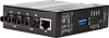 Two 100Base-FX Fiber Port -