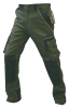 Terra T11003LO 32*34 Duck Work Pants, Dark Green -- PANTSDUCGRE3234