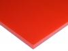 ACRYLIC Sheet - Red 2793 / 3RK31 Cast Paper - Masked - Image