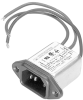 Bolt-in Power Entry Modules with Wire Leads