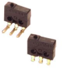 MICRO SWITCH, BUTTON, 50mA -- 17B5857