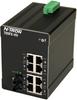 709FX HV Managed Industrial Ethernet Switch, ST 80km