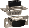 Crimp and Poke High Density Connectors -- 180 Series