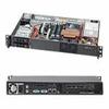 Supermicro SC510 T-200B - Rack-mountable - 1U - micro ATX - -- CSE-510T-200B