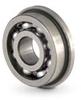 Flanged Ball Bearings-Open Type - Metric -- BB#LFXM1030XX