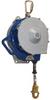 DBI-SALA Sealed-Blok Blue Self-Retracting Lifeline - 130 ft Length - 840779-07270 -- 840779-07270