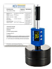 Metal Hardness Tester with ISO Certificate -- 5851070