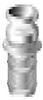 Insta-lock™ Aluminum Couplings Part E -- ILE250AL