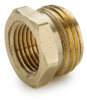 Brass Garden Hose Fittings -- 61960 - Image