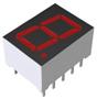 Single Digit LED Numeric Displays -- LA-401AD -Image