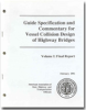 Guide Specification and Commentary for Vessel Collision Design of Highway Bridges, Single User PDF Download -- GVCB-1-UL
