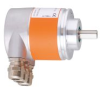 Absolute singleturn encoder with solid shaft -- RN7012 -- View Larger Image