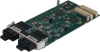 Dual/Single 100BaseFX Ethernet Interface Card -- PMC613FXRCSC