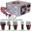 ATX 430W Power Supply UL Listed -- 3501-SF-03