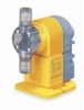 Manual Control Feed-Verification Diaphragm Pump, 38.0 GPD, PVDF, 94 to 264 VAC -- GO-73803-60