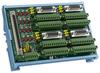 100-pin SCSI DIN-rail Wiring Board -- ADAM-3956-AE