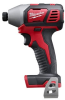 Electric Impact Wrench -- 2656-20 - Image