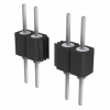 Rectangular Connectors - Headers, Male Pins -- 830-80-017-10-001101-ND -Image